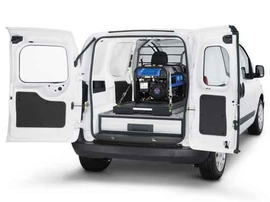 kleinkastenwagen kompressor